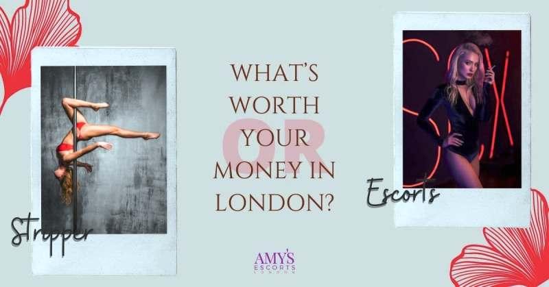 Strippers vs Escorts